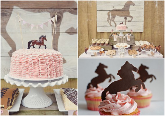Images Of Horse Theme Cakes